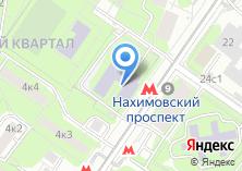 Компания «НИИ Российской правовой академии Министерства юстиции РФ» на карте