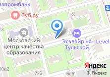 Компания «ПЛАСТЭК XXI ВЕК» на карте
