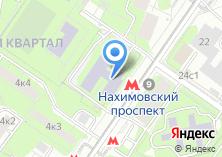 Компания «Всероссийский государственный университет юстиции» на карте