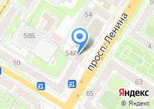 Компания «Томато» на карте