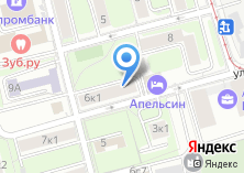 Компания «КОНТРОЛЬ-24» на карте