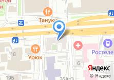 Компания «Пилотаж» на карте