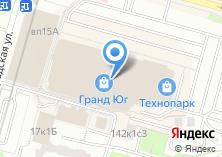 Компания «Мебелино» на карте