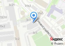 Компания «Ремонт окон Менделеевская» на карте