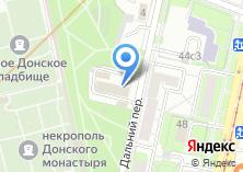 Компания «Департамент природопользования и охраны окружающей среды г. Москвы» на карте