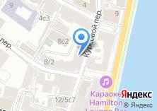Компания «Дабл Д» на карте