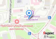 Компания «Зажигай.ру» на карте