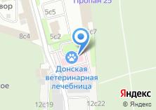 Компания «МОСЗООВЕТСНАБ» на карте