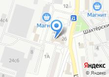 Компания «Баланс» на карте
