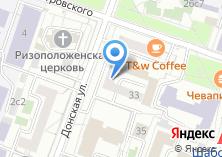 Компания «Дом культуры им. А.Н. Косыгина» на карте