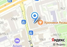 Компания «Экспобанк» на карте