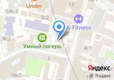 Компания «Тренер-Фигурное катание  Александровский сад» на карте