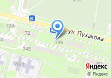 Компания «Лазаревский дворик» на карте