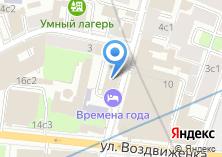 Компания «ПРАВ.ру» на карте
