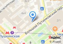 Компания «DevGroup» на карте