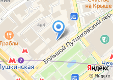 Компания «Урюк» на карте