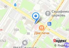 Компания «ГАРАНТ ЭКСПЕРТ» на карте