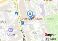 Компания «Строительная экспертиза» на карте
