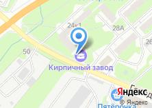 Компания «Тульский кирпичный завод» на карте