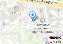 Компания «Русский проект торговая компания» на карте