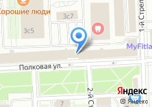 Компания «Диасофт» на карте