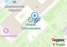 Компания «Арт Агентство Колония» на карте