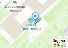 Компания «Гармония Контрастов» на карте