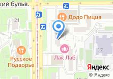 Компания «Osmeta» на карте