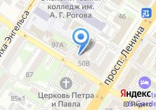 Компания «Образовательный центр технической подготовки кадров» на карте