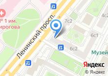Компания «Антарэс Телеком» на карте