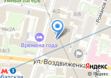 Компания «Евромаш» на карте