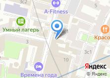 Компания «Центральная музыкальная школа» на карте