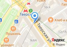 Компания «Свадебное агентство ElegantMoment» на карте