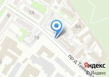 Компания «Магазин продуктов на проезде Тимирязева» на карте