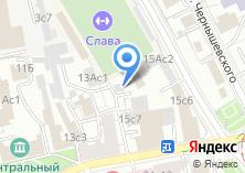 Компания «Ультимо-К» на карте