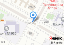 Компания «Стройпластмасс» на карте