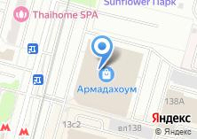 Компания «Классмебель» на карте