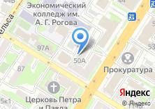 Компания «Костюмы для мебели» на карте