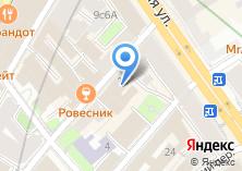 Компания «HyperTech» на карте
