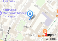 Компания «АКЦЕНТ КОНСАЛТ» на карте
