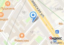 Компания «Рутэния» на карте
