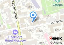 Компания «Мосводосток» на карте