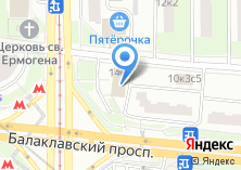 Компания «Якитория» на карте