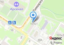 Компания «СДЮСШОР по легкой атлетике и художественной гимнастике» на карте