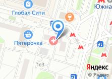 Компания «Нотариусы Матейчук Е.И. и Дегтерева Н.К» на карте