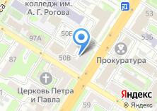 Компания «Vittorio» на карте