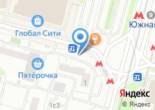 Компания «Магазин цветов на Днепропетровской» на карте