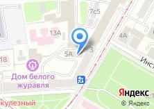 Компания «ЭРС-эксклюзив» на карте