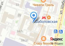 Компания «Медовоз» на карте