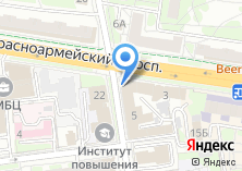 Компания «Прокуратура Советского района» на карте